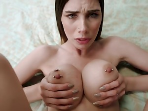 My Hot Resolution Daughter Wants to be Naked - Lexxi Steele