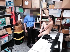Hot police officer and cops duddy' duddy's daughter