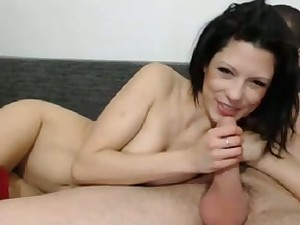 Once again being a sexy harlot she is also an anal freak and exhibitionist