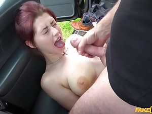 Serious fucking be advantageous to put emphasize redhead forwards she swallows