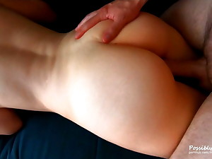 Can't Handle This Tight Pussy - Pulsating Creampie